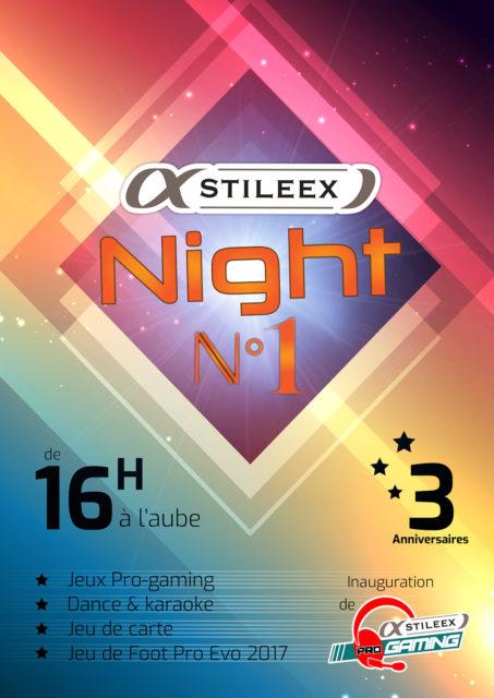 La première session de frags de Stileex Pro Gaming a eu lieu le 16 novembre dernier