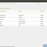 Tuto vidéo: enregistrement d'une réservation dans Openflex