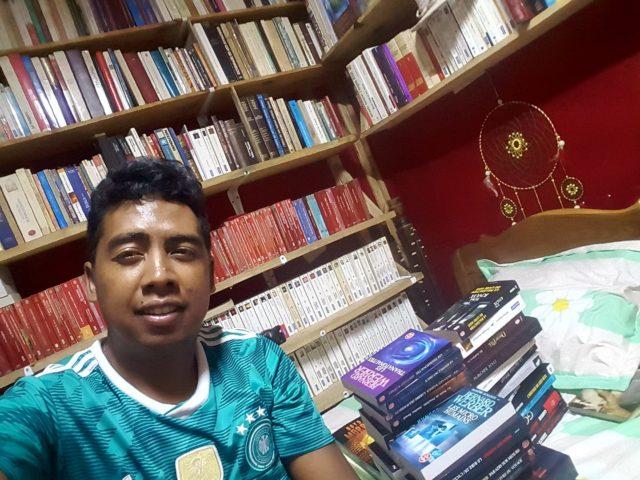 Ankoay et les livres, une grande histoire d'amour