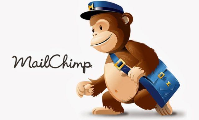 Mailchimp, le plus connu, sans doute, de tous les logiciels d'emailing