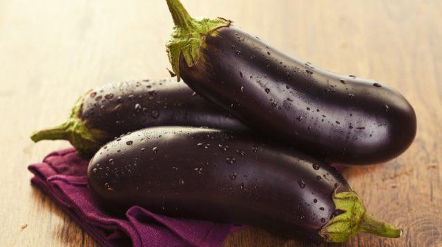 Aubergine, meilleur légume mange graisse!