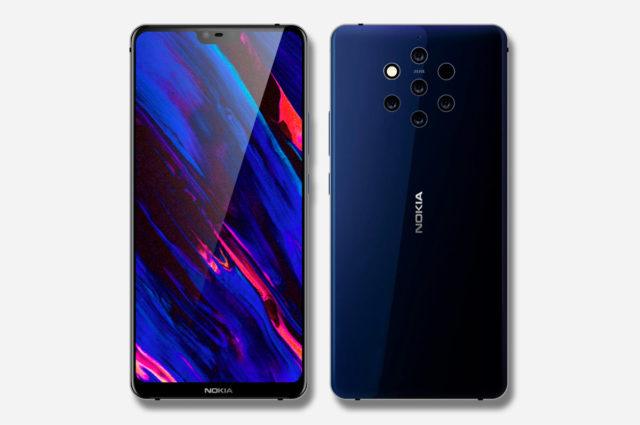 Nokia revient sur le marché