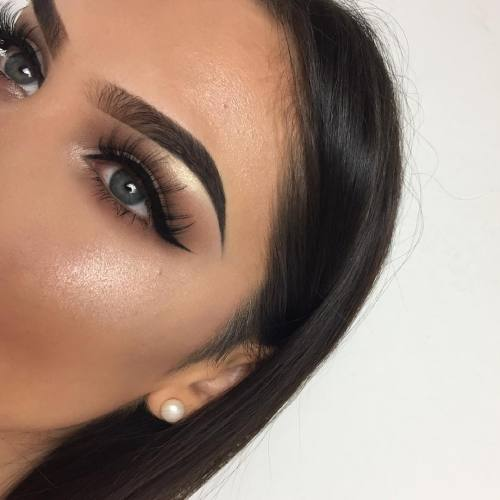 Les sourcils parfaits (selon mon humble avis d'amatrice de maquillage:p)