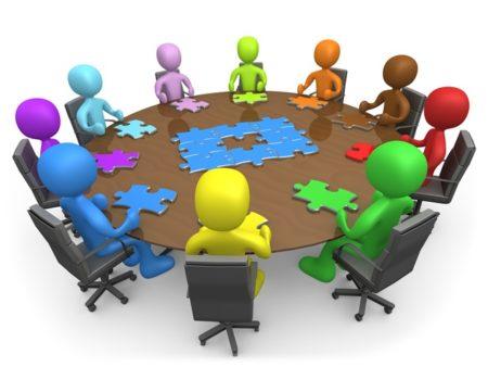 L'union fait la force et la collaboration est une clé de la réussite