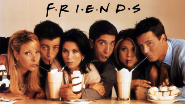 Friends, la meilleure sitcom de tous les temps selon moi