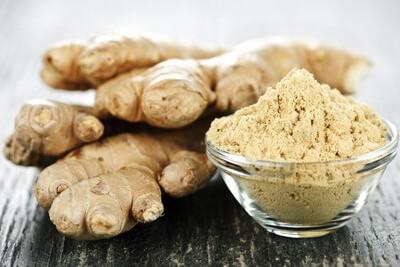 Le gingembre aide à garder votre ligne tout en améliorant votre métabolisme digestif!