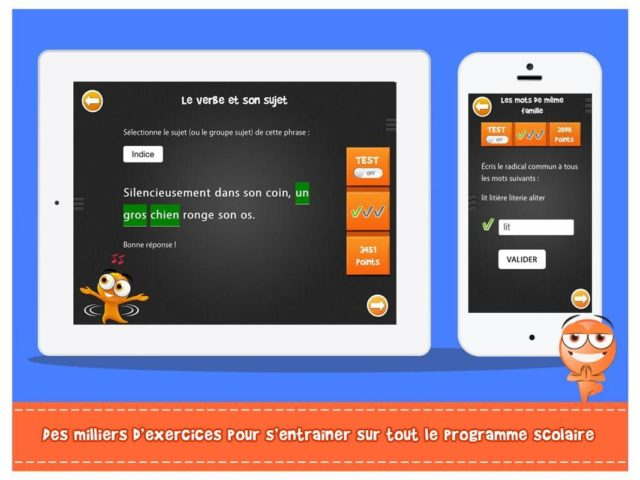 Itooch, un logiciel éducatif réservé aux collégiens