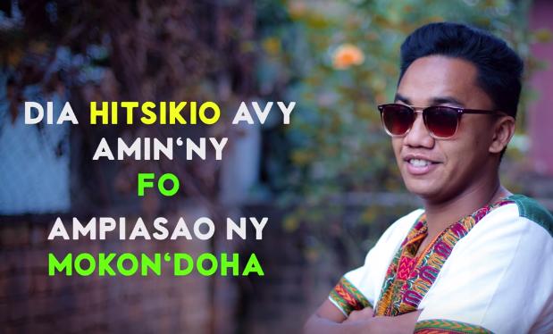 """""""Itsikio"""" la chanson qui encourage à garder le sourire et la tête haute malgré les difficultés"""