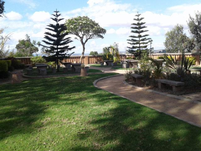 Un magnifique jardin caché à Anjohy!