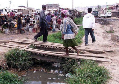 La misère, une réalité quasi présente dans le paysage malgache
