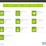 Entrez dans le menu GRH dans l'interface Openflex