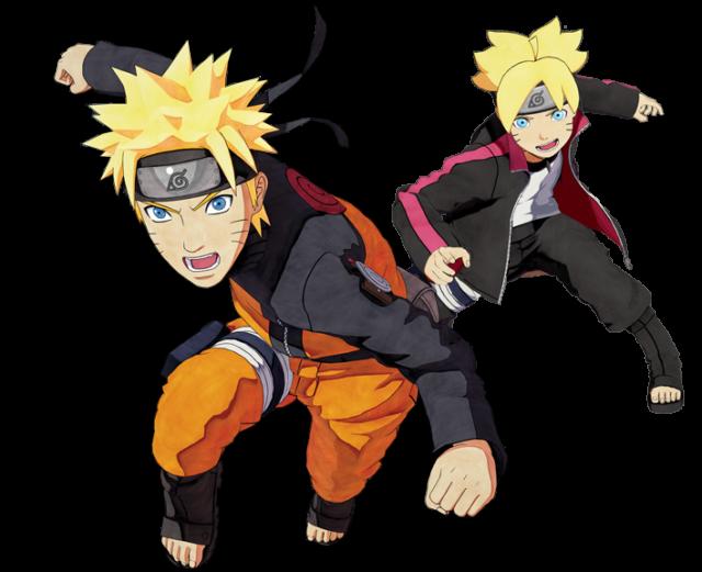 De Naruto shippuden à Boruto, quelle émotion !