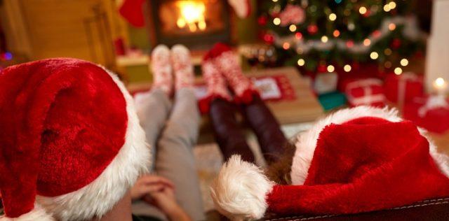 Rien de mieux que de passer Noël en famille