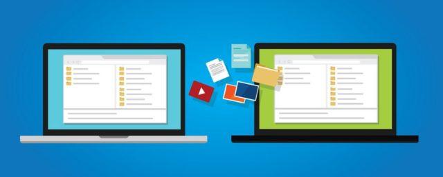 Transférez des fichiers avec facilité avec le cloud