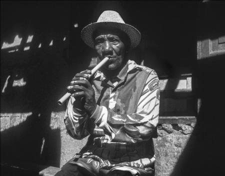 Rakoto Frah, le maître de la flûte traditionnelle malgache