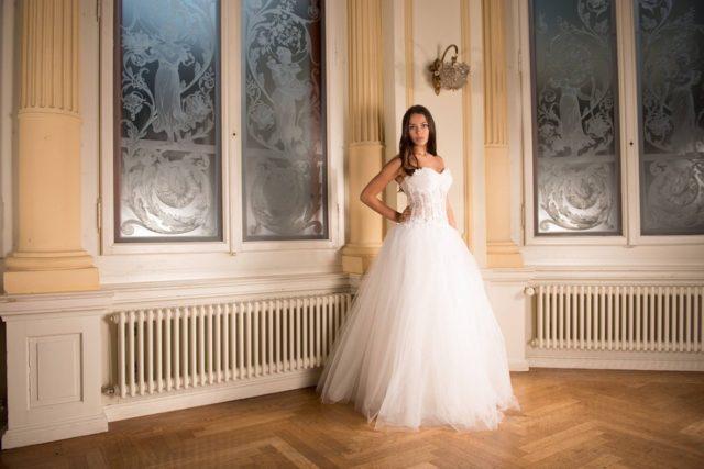 Le choix de la robe de mariée est crucial!:)
