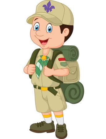 Le scoutisme enseigne la persévérance