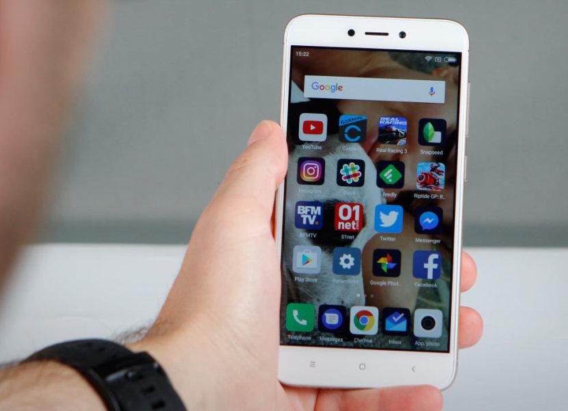 J'ai un smartphone! Nananère!
