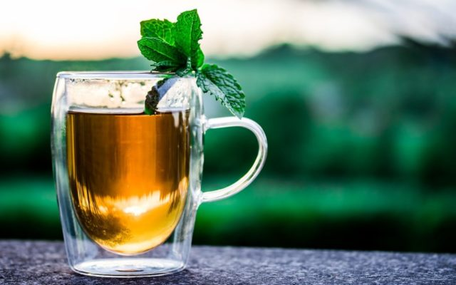 Le thé vert élimine également les toxines dans votre corps
