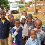 Les enfants sont recueillis dès leur plus jeune âge au centre