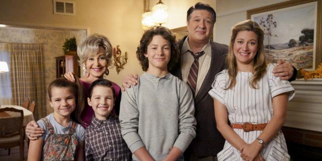 Les membres de la famille Cooper