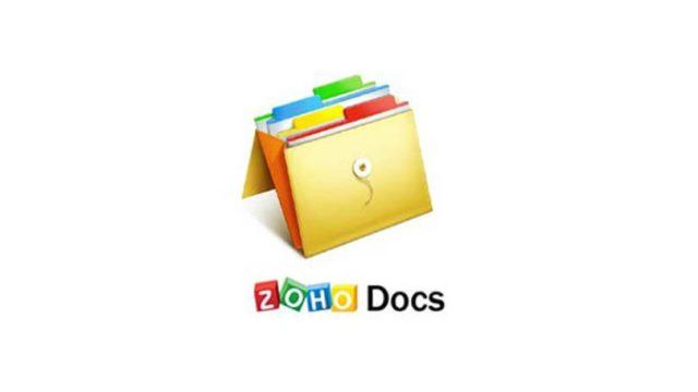 Zoho Docs, traitement de texte dans le cloud qui grandit, grandit, grandit