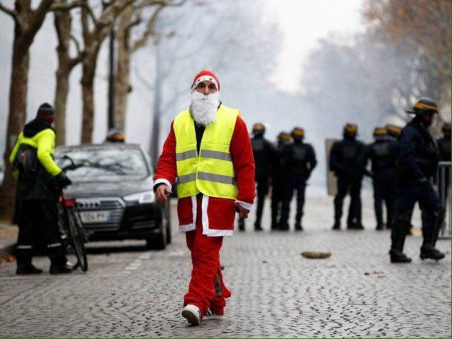 À trois jours de Noël, les manifestations ont continué un peu partout en France