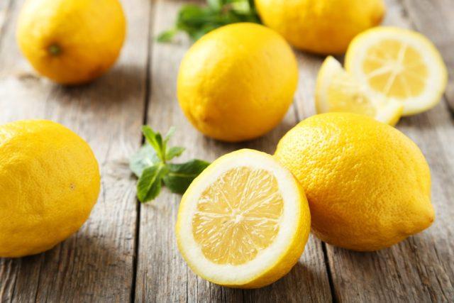 Le citron, aliment detox plein de vertus