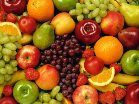 Rien de mieux que les fruits pour le plein de fibres