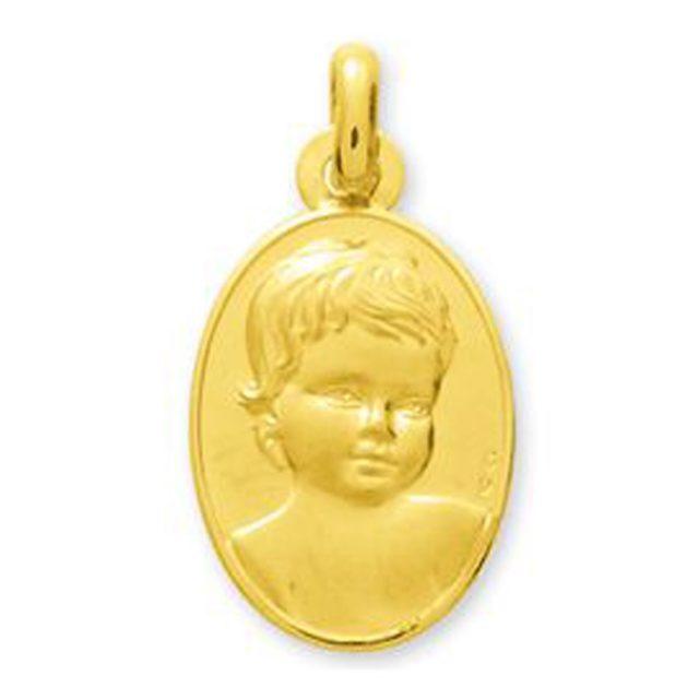Bénéficiez d'une remise de 30% sur cette médaille en or jaune