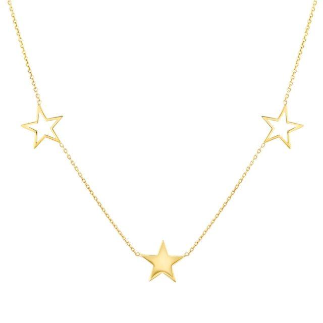 Vous ne vous passerez plus de ce collier Dina si vous aimez les bijoux légers