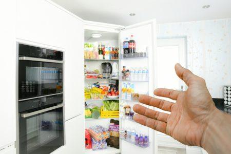 Oui, 60% des Tananariviens possèdent un réfrigérateur, mais toujours aussi rempli, on ne sait pas:)