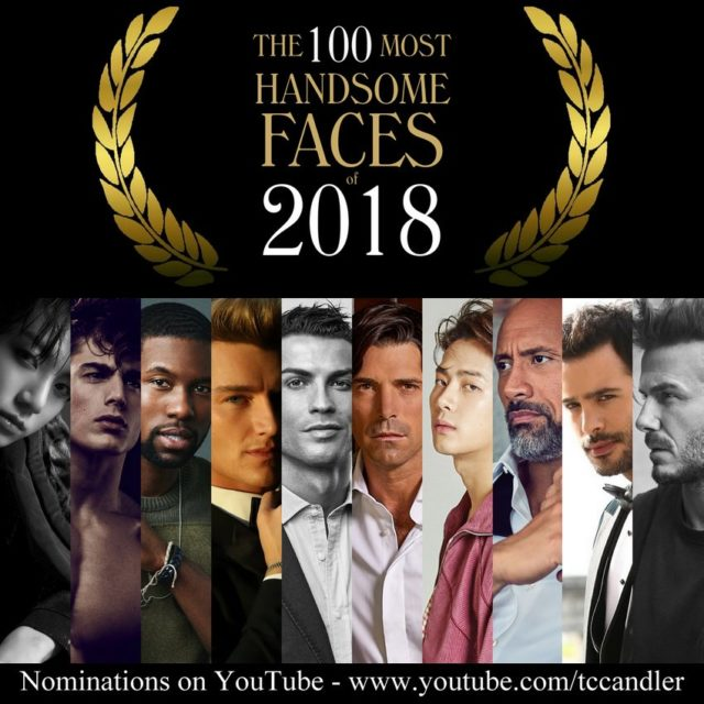 TC Candler 2018: Le classement des 100 plus beaux visages de 2018