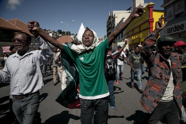 Madagascar a déjà quelques crises politiques à son actif