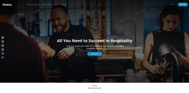 Hosco est un site d'offres d'emploi à Maurice spécialisé dans l'hôtellerie