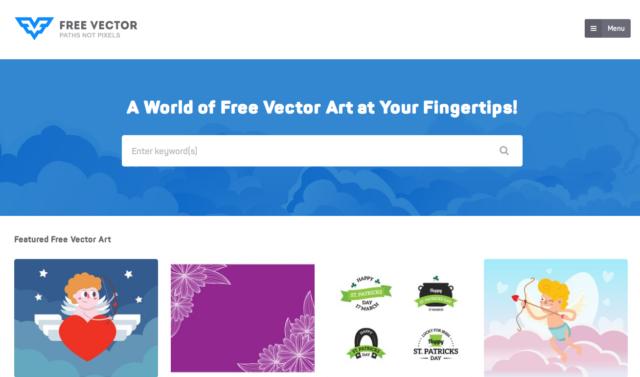 «Un monde d'art vectoriel au bout de vos doigts»