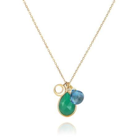 Ce collier precious charms peut se payer en 3 x 146,67 €