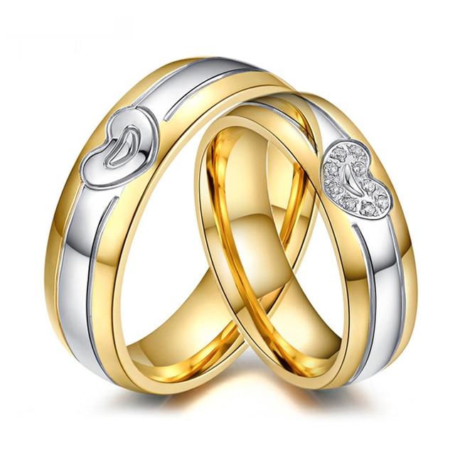 Les alliances, de véritables symboles d'amour