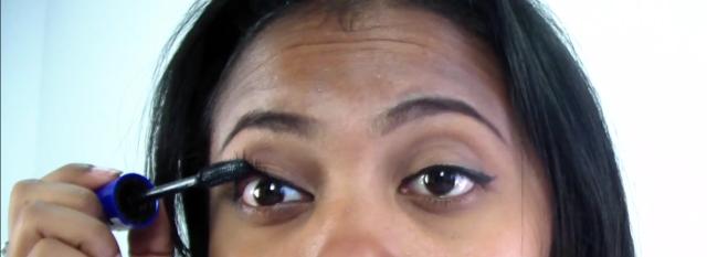 Le mascara est carrément mon produit cosmétique préféré