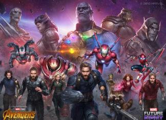 Marvel Future Fight, l'A-RPG parfait pour les fans de Marvel !