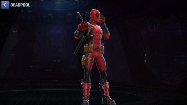 Deadpool, de Deapool 2