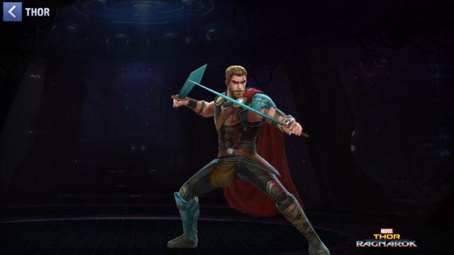 Thor, de Thor Ragnarok
