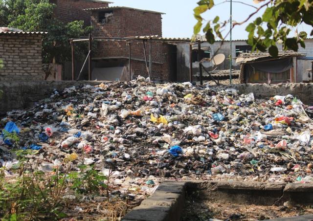 Des décharges de ce genre, il y en a plus d'un à Antananarivo