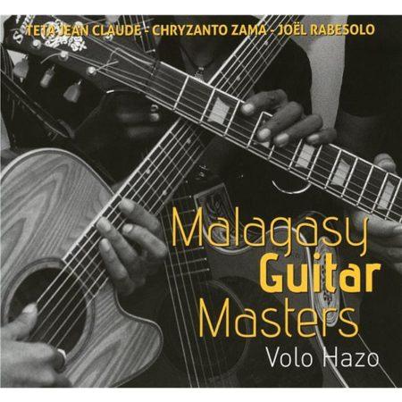 La couverture de l'album Volo Hazo des Malagasy Guitar Masters
