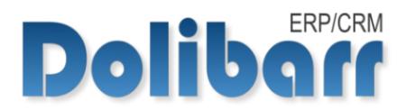 Logo Dolibarr, ERP gratuito