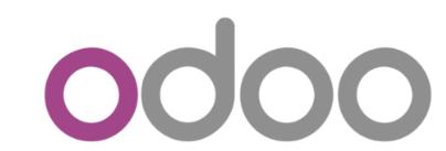 Logo Odoo, un ERP completo y gratuito