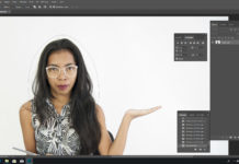 Clip an image quickly on Photoshop in 5 steps!