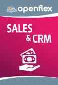 Módulo Openflex Sales & CRM