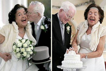 Il n'y a pas d'âge idéal pour se marier