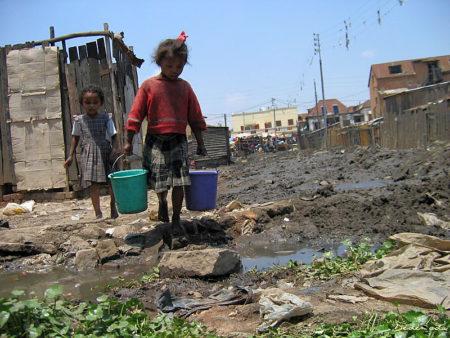 Non, vous ne rêvez pas, c'est un quartier d'Antananarivo!